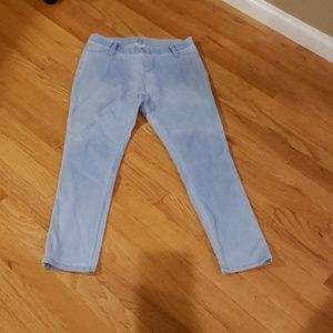 Blue Jeggings (Never Worn)